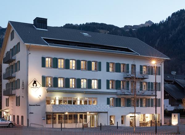 Entspanntes design und boutique hotel in vorarlberg for Designhotel skigebiet