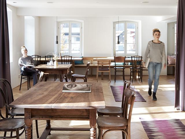Entspanntes design und boutique hotel in vorarlberg for Designhotel vorarlberg